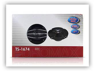 Автодинамики 16см 40Вт TS-1694 10шт 9978