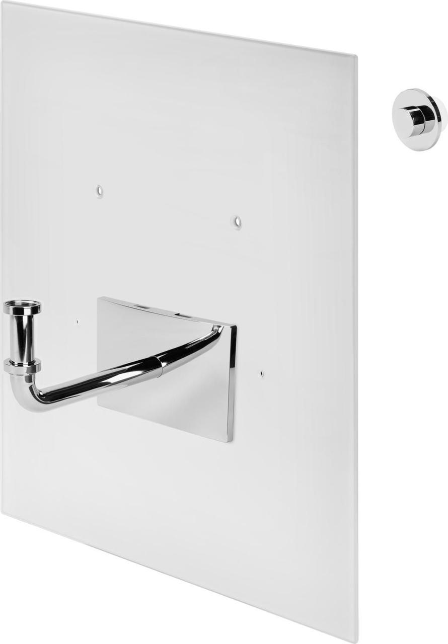 Декоративная панель для модуля умывальника регулируемая Viega 736910