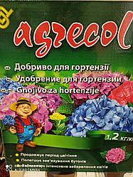 Удобрение Agrecol для гортензии, 1.2 кг