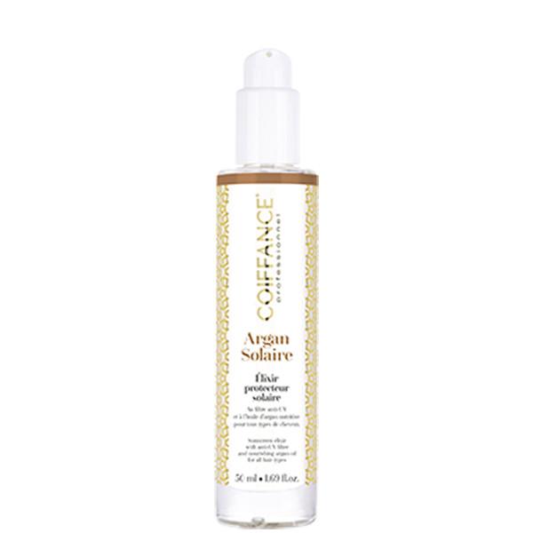 Эликсир для питания и защиты волос от солнца Coiffance Professinnel Argan Solaire Elixir Protecteur 50 мл