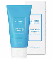 Мусс для умывания для мужчин Multi -action Cleanser Atomy-Корея. Пена для бритья. 150 мл.