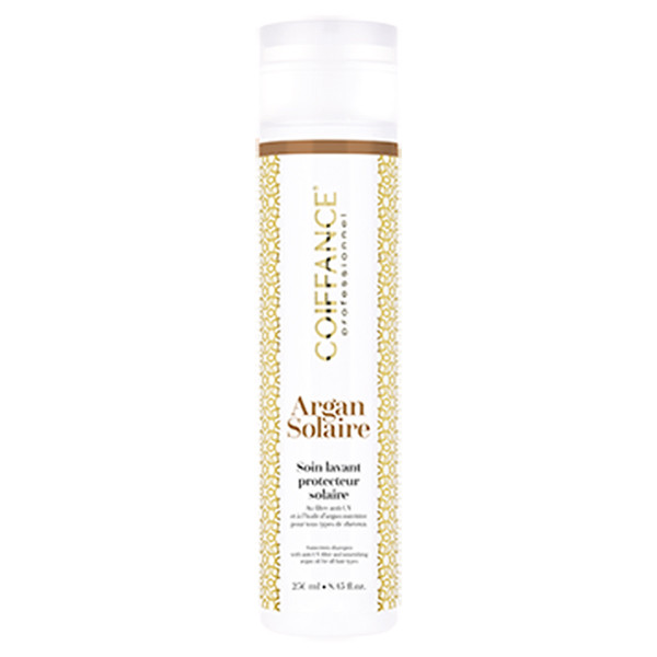 Сонцезахисний шампунь для волосся Coiffance Professionnel Argan Solaire Soin Lavant Protecteur Solaire 250 мл