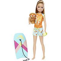 Кукла Барби Стейси с питомцем Магия Дельфинов - Barbie Stacie Dolphin Magic FBD69, фото 5