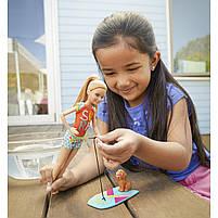 Кукла Барби Стейси с питомцем Магия Дельфинов - Barbie Stacie Dolphin Magic FBD69, фото 4