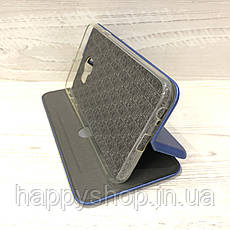 Чехол-книжка G-Case для Samsung Galaxy J4 2018 (J400) Синий, фото 3