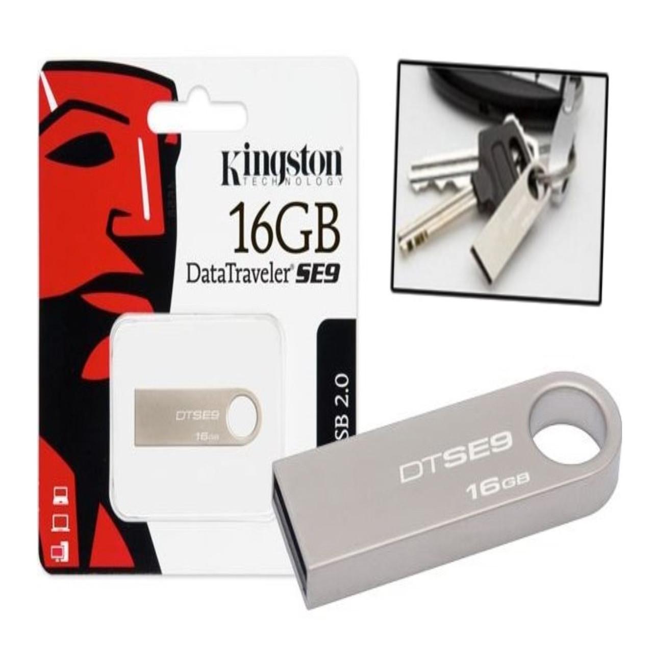 Карта памяти для компьютера | Флэш-накопитель | Флешка  USB Kingston 16GB