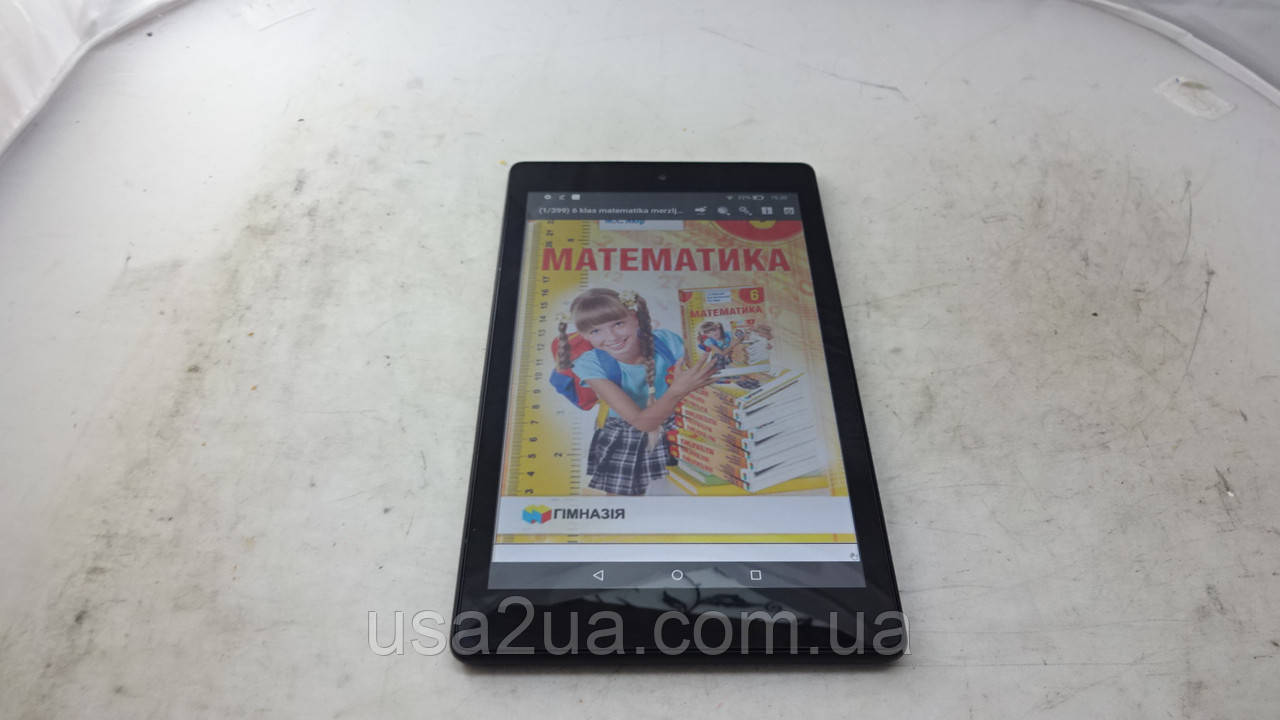 "7"" Эл Книга - Планшет Amazon Kindle Fire HD7 7gen WiFi Кредит Гарантия Доставка"