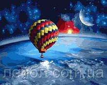 Вокруг Земли на воздушном шаре