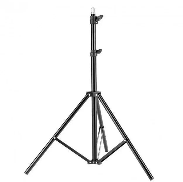 Телескопічний штатив для кільцевої лампи | Тринога | Трипод Tefeng S2