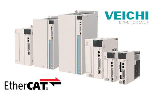 Сервопривод SD700-170D-EA (17.0А 3х380В EtherCAT) Veichi Electric