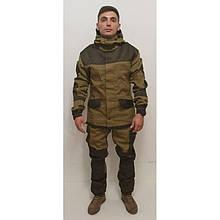 Зимний полевой костюм Горка 3 олива на флисе