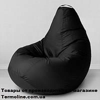 Кресло груша Jolly-XL 100см  черная, фото 1