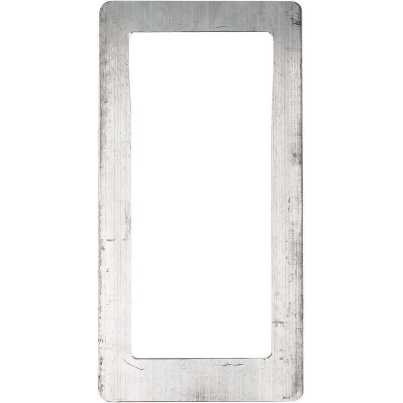 Форма металева для встановлення скла Samsung A9 2018 (A920F)
