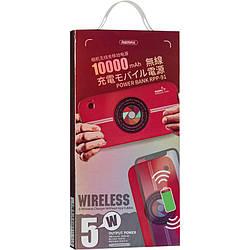 Додаткова батарея Remax (OR) RPP-91 Camera 10000mAh Red (Wireless)