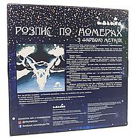 Картина по номерам Идейка «Знаки зодиака» Стрелец с краской металлик 50х50 см (КН9523), фото 3