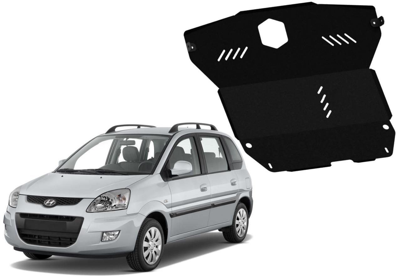 Защита двигателя Hyundai Matrix 2000-2010