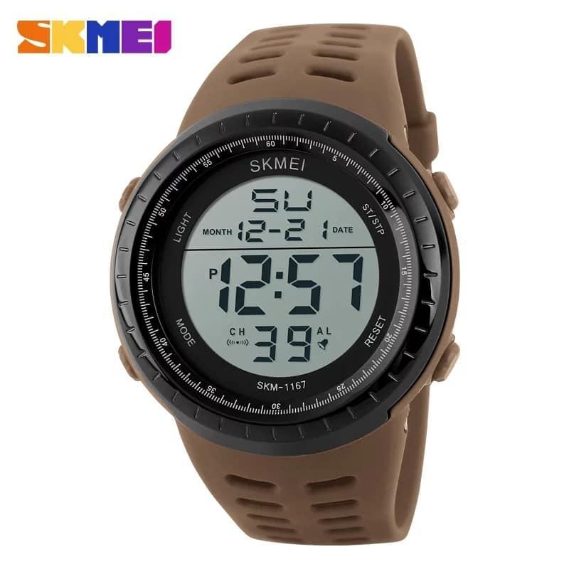 Спортивные часы SKMEI 1167 Military Waterproof