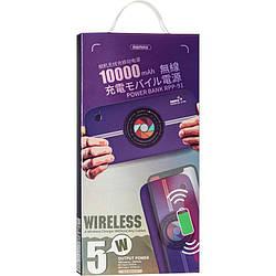Додаткова батарея Remax (OR) RPP-91 Camera 10000mAh Violet (Wireless)