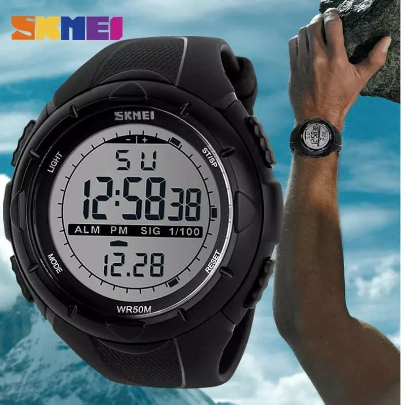 Спортивные часы SKMEI 1025 Military Waterproof