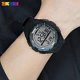 Спортивные часы SKMEI 1025 Military Waterproof, фото 4