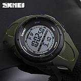 Спортивные часы SKMEI 1025 Military Waterproof, фото 3