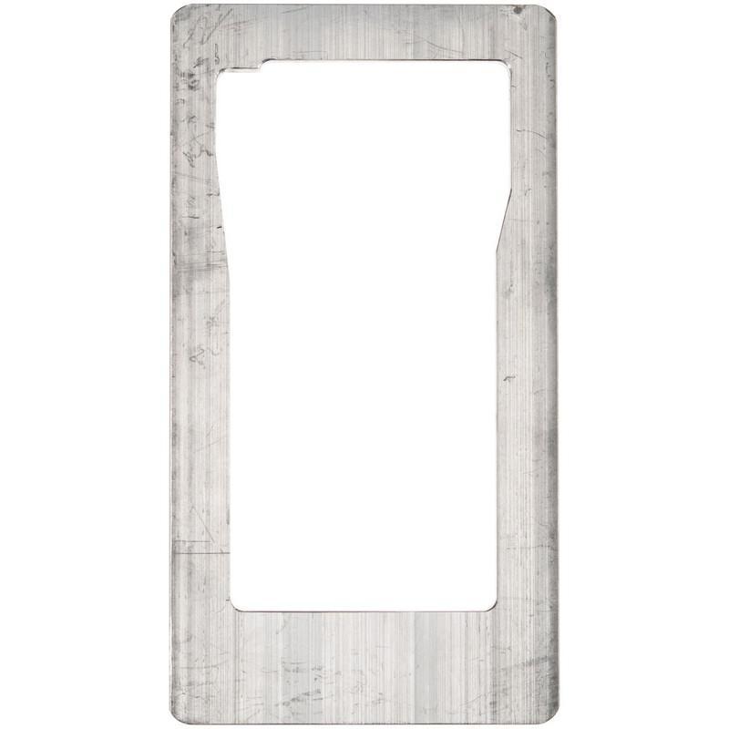 Форма металлическая для установки стекла Samsung J2 2018 (J250F)