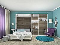 Стенка с откидной кроватью, фото 1