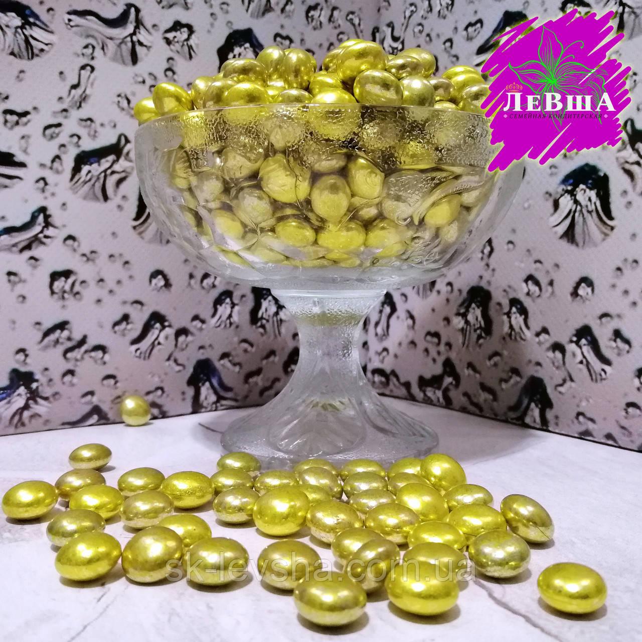 Монеты зеркальные, золотые 8 мм.*13 мм.100 г.