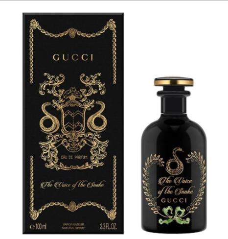 Оригинал унисекс парфюмированная вода Gucci The Voice of the Snake