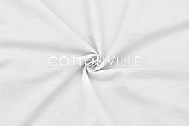 Декоративная ткань/ панама Белая