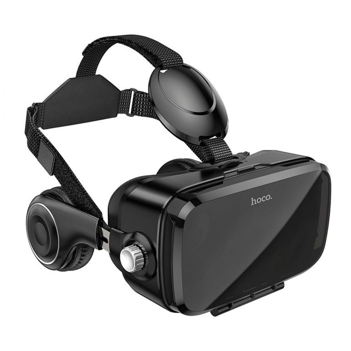 3D очки виртуальной реальности HOCO VR DGA03, черные