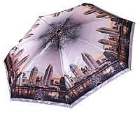 Сатиновый МИНИ зонт Три Слона( полный автомат ) арт. L4702-11, фото 1