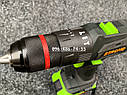 Аккумуляторный ударный шуруповерт Stromo SA214Li 21 вольт, фото 4