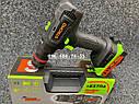 Аккумуляторный ударный шуруповерт Stromo SA214Li 21 вольт, фото 6