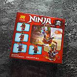Конструктор Ninja: Ниндзя с катапультой, фото 3