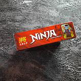 Конструктор Ninja: Ниндзя с катапультой, фото 2