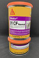 Sikadur 31 CF Normal, 1.2 кг, конструкційний клей, мощный клей
