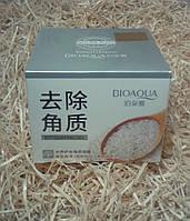 Гель пилинг-скатка с экстрактом риса Bioaqua Brightening & Exfolianting Gel