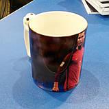 """Чашка с футбольным мячиком на ручке """"Ronaldo"""", фото 2"""