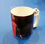 """Чашка с футбольным мячиком на ручке """"Ronaldo"""", фото 3"""