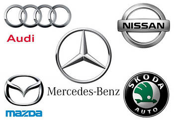 Автомобильные Эмблемы, Значки, Логотипы