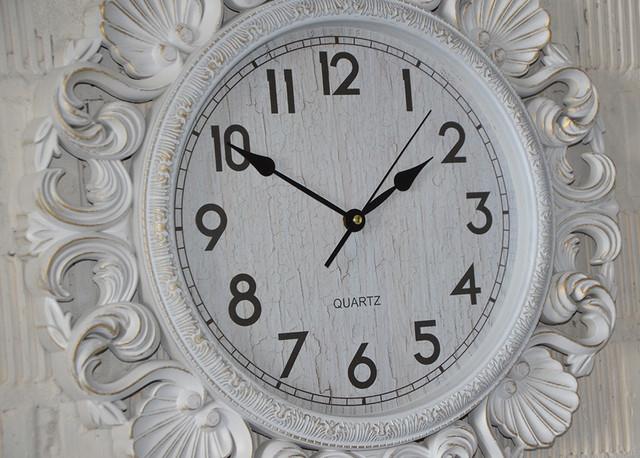 Часы на стену большого диаметра