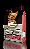 Oven-Baked Tradition adult small breeds-сухий корм для собак малих порід зі свіжим м'ясом ягняти