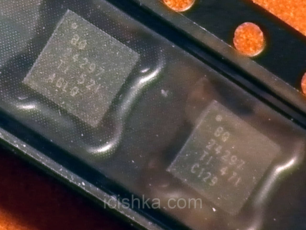 BQ24296M QFN24 - контролер заряду і OTG
