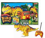Игрушка динозавр на пульте управления 13508, фото 2