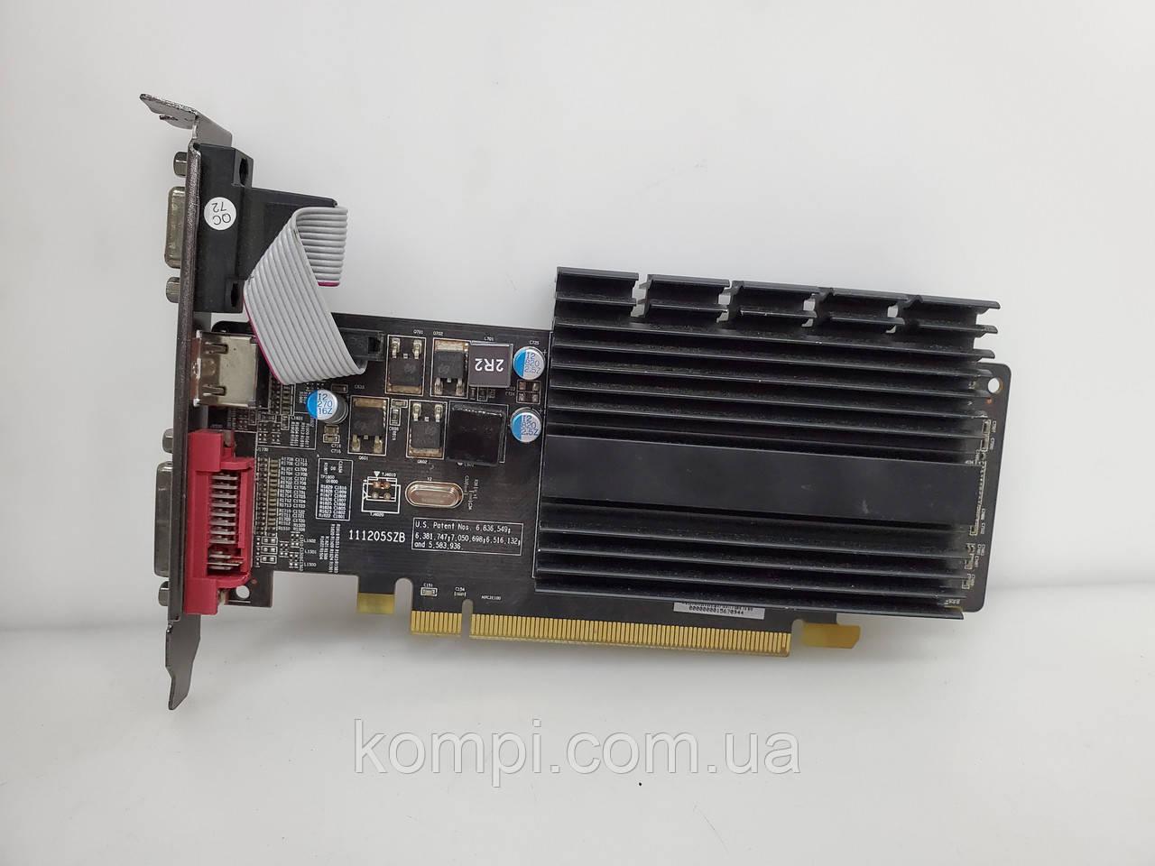 Видеокарта ATI Radeon HD 6450 1GB  PCI-e HDMI