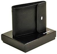 Мужской кошелек Dr. Bond натуральная кожа. Кожаный бумажник. Кожаное мужское портмоне. СКМ01