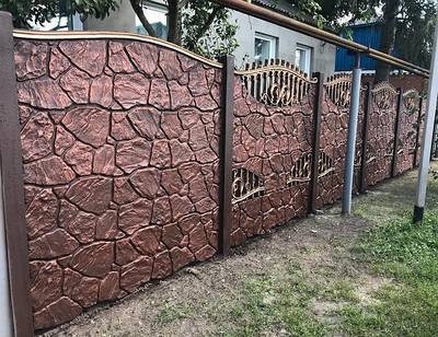 Еврозаборы, бетонные ограждения