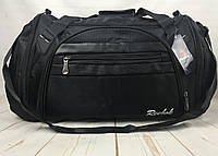 БОЛЬШАЯ дорожная сумка , для поездок, в дорогу REEBOK Размер 62 на 32см КСС25