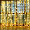 Гирлянда штора занавес 3x2.5 метра 300LED, 220В, IP40  AL-1796-65, фото 5